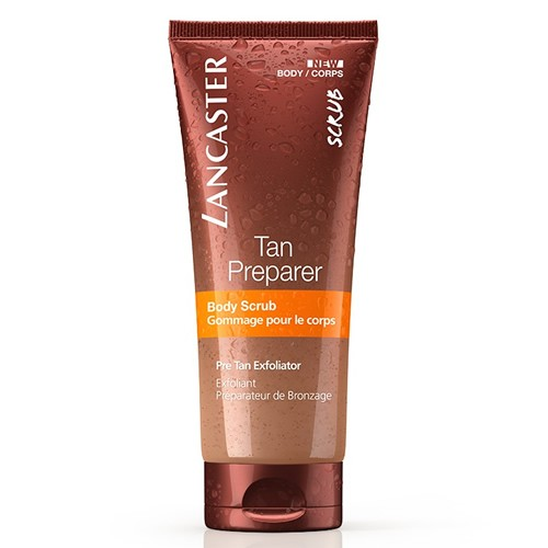Lancaster Self Tanning Body Pre Tan Exfoliator 200 ml