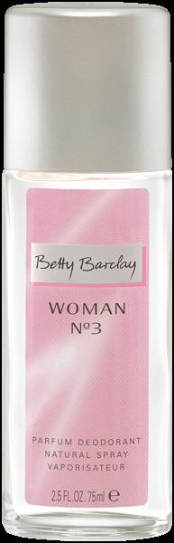 Betty Barclay Woman N°3 Deodorant Nat. Spray