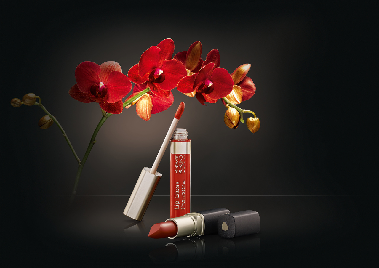 Annemarie Börlind Lippen Make-up - DEKORATIVE KOSMETIK – Strahlend schön – ganz natürlich.