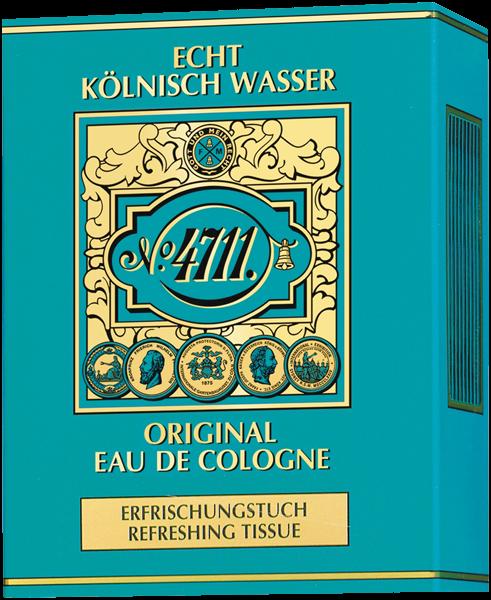 4711 Echt Kölnisch Wasser Erfrischungstücher