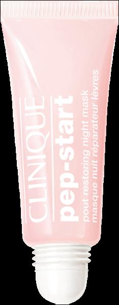 Clinique Pep-Start Pout Restoring Night Mask