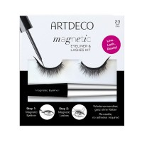 Artdeco Magnetic Eyeliner & Lashes Kit Nr23