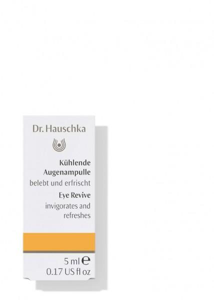 Dr. Hauschka Kühlende Augenampulle Probiergröße 5 ml