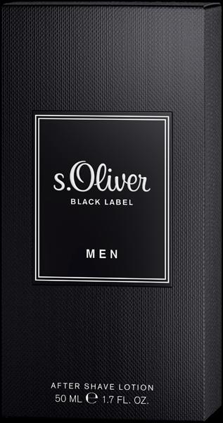 S.Oliver Black Label Men After Shave Lotion
