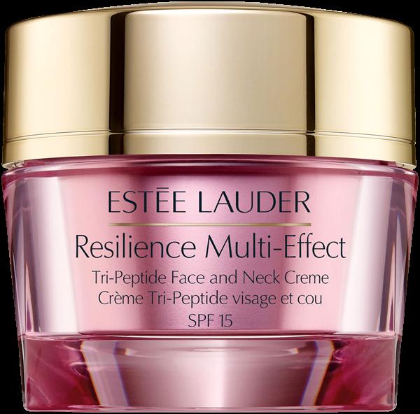 Estée Lauder Resilience Multi-Effect Tri-Peptide Face and Neck Creme Dry SPF 15