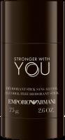 Giorgio Armani Emporio Armani Stronger with You Déodorant Stick sans Alcool