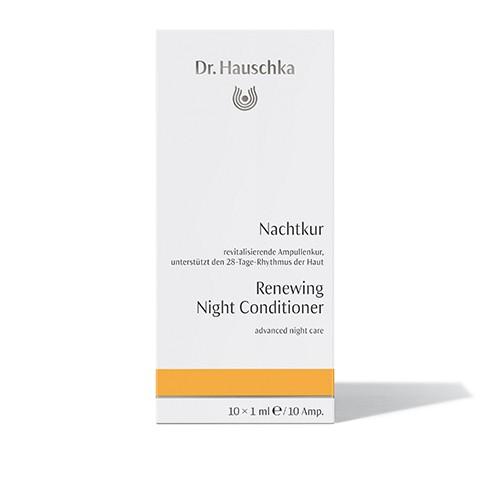 Dr. Hauschka Nachtkur 10 x 1 ml Packung