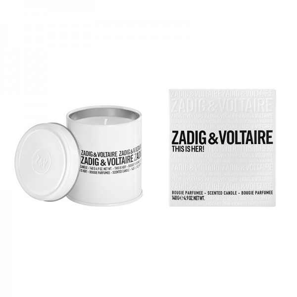 Zadig & Voltaire This is Her! Duftkerze
