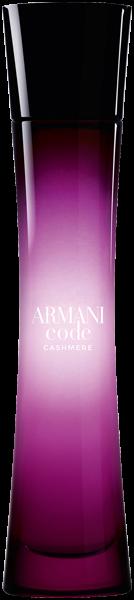 Giorgio Armani Code Cashmere Pour Femme E.d.P. Nat. Spray