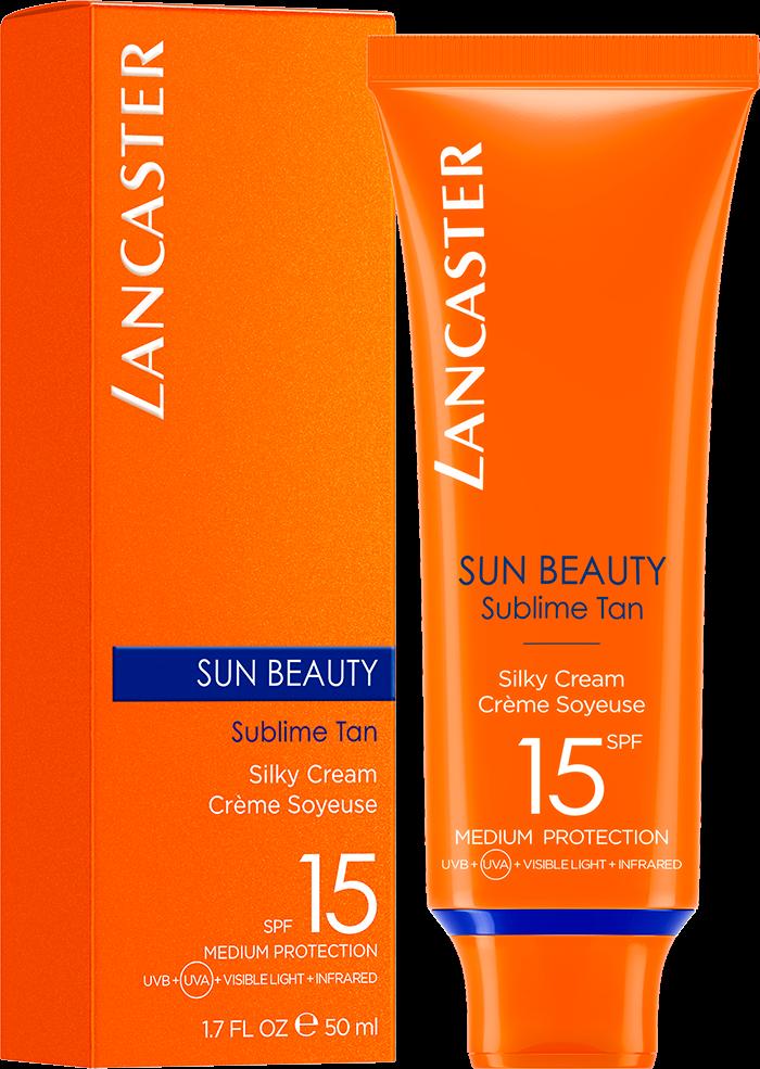 Lancaster Sun Beauty Silky Face Cream LSF15