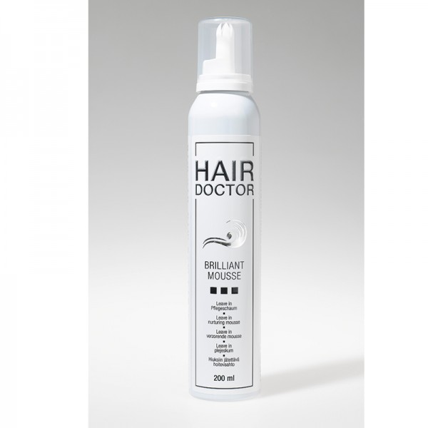 Hair Doctor Brilliant Mousse 200 ml