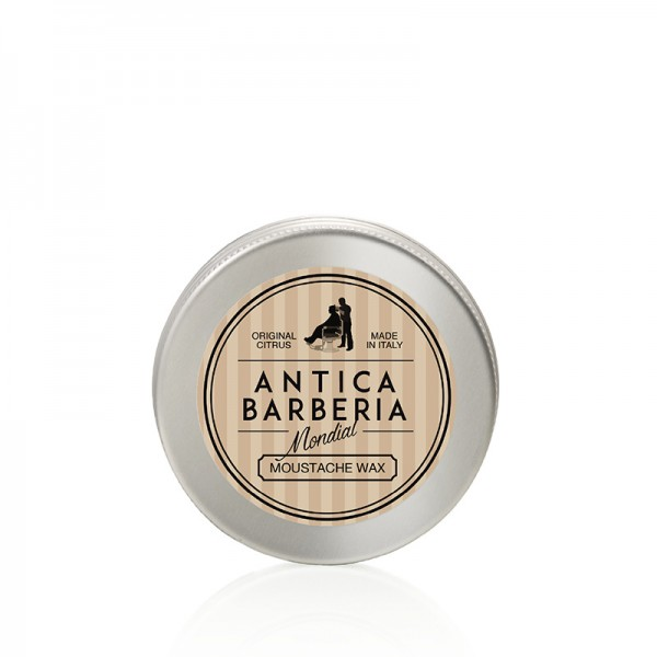 Antica Barberia von Mondial Original Citrus Moustache Wax 30 ml