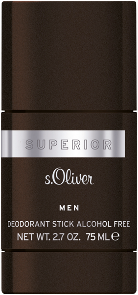 S.Oliver Selection Superior Men Deodorant Stick