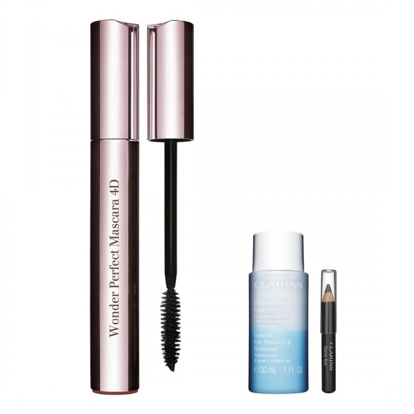 Clarins Mascara Set - Blicke in 4D