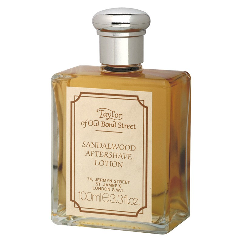 Taylor of Old Bond Street Taylor Luxury Sandalwood After Shave Lotion 100 ml