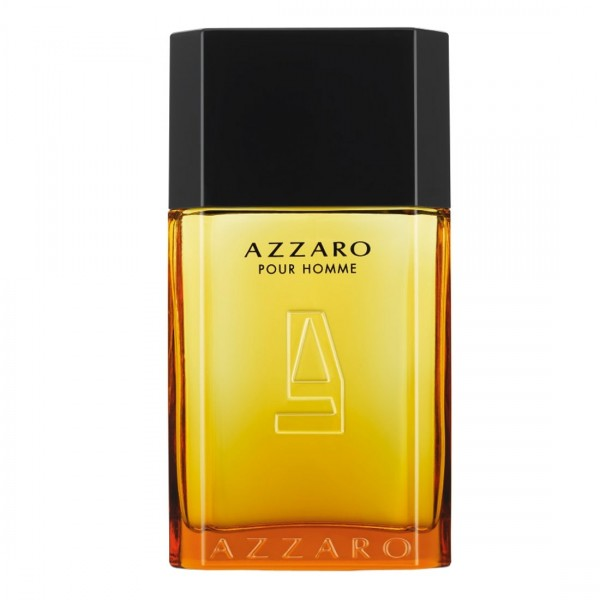 Azzaro Pour Homme After Shave Lotion Flacon