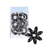 invisibobble Haargummis 3 Stk. Nano - True Black
