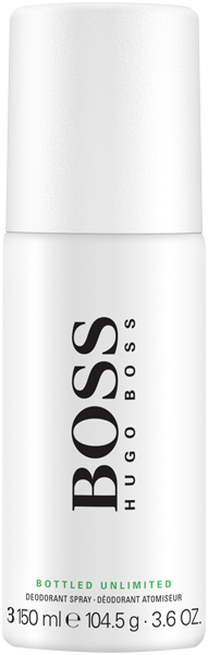 Hugo Boss Bottled. Unlimited. Deodorant Spray
