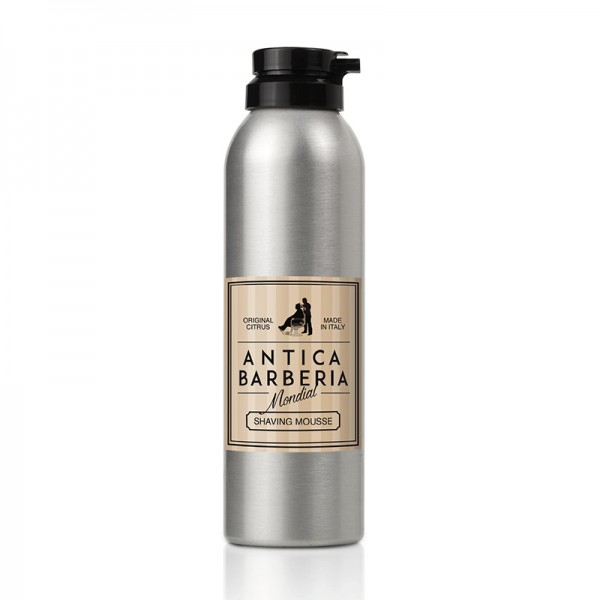 Antica Barberia von Mondial Shaving Mousse Spray 200 ml