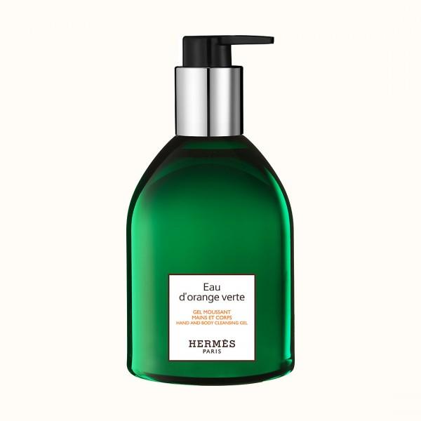 HERMÈS Cologne Eau d'Orange Verte Hand & Body Cleansing Gel 300ml