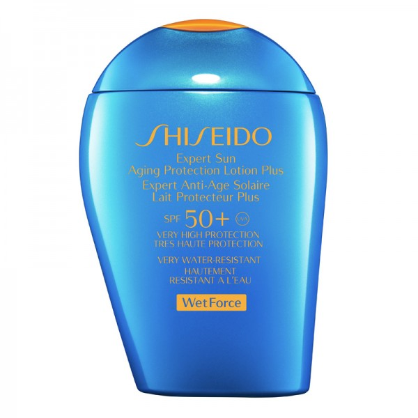 Shiseido Sun Care Expert Sun Aging Protection Lotion WetForce SPF 50, 100 ml