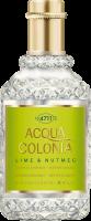 4711 Acqua Colonia Lime & Nutmeg E.d.C. Nat. Spray