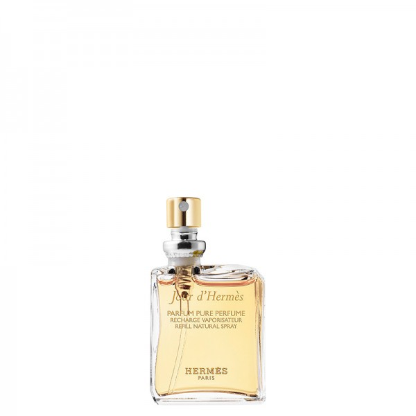 HERMÈS Jour d'Hermès Pure Perfume Refill Spray - for Gold Lock
