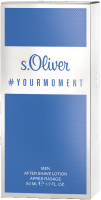 S.Oliver Yourmoment Men After Shave Lotion