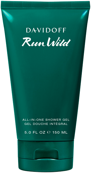 Davidoff Run Wild For Him All-In-One Shower Gel