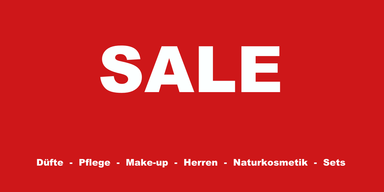 SALE Damen Parfum