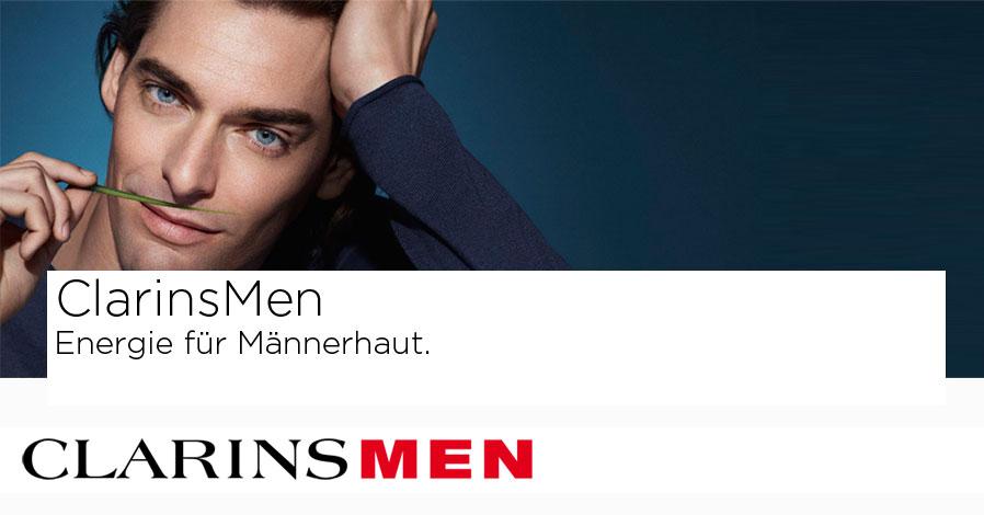 ClarinsMen Männerpflege