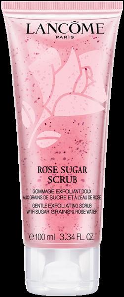Lancôme Hydra Zen Pink Time Rose Sugar Scrub