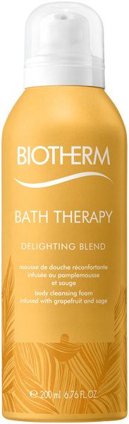 Biotherm Bath Therapy Delight Blend Body Cleansing Foam