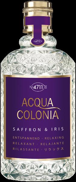 4711 Acqua Colonia Saffron & Iris E.d.C. Nat. Spray
