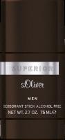 S.Oliver Selection Superior Men Deodorant Stick