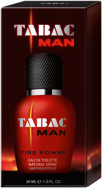 Tabac Man Fire Power E.d.T. Nat. Spray