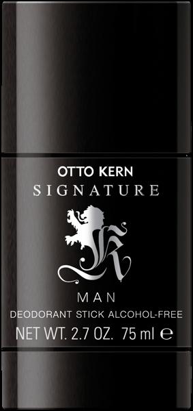 Otto Kern Signature Man Deodorant Stick Alcohol-Free