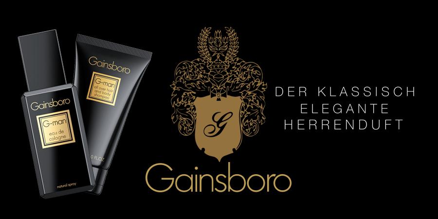 Gainsboro Herrenparfum