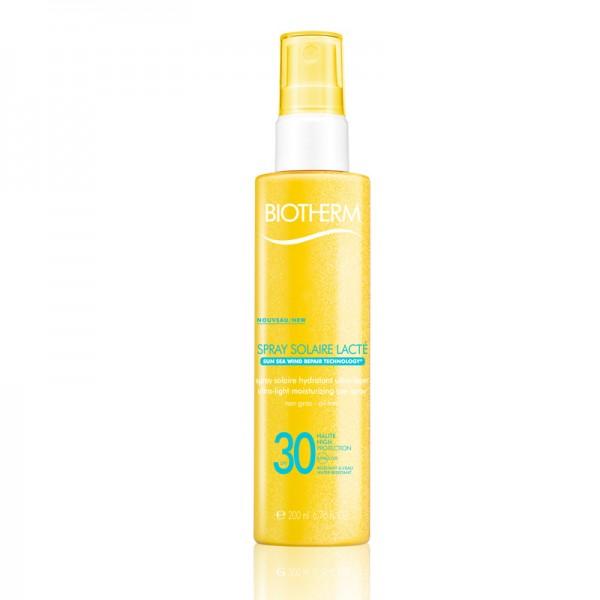 Biotherm Sun Spray Solaire Lacte SPF 30 Sonnenschutzspray 200 ml