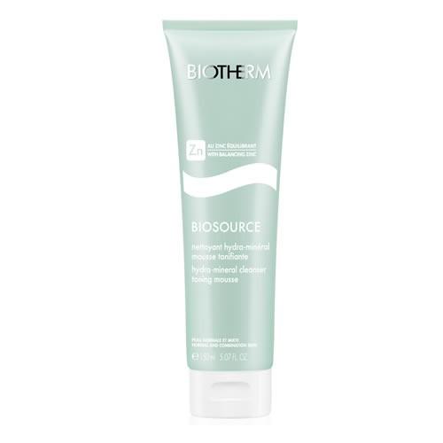 Biotherm Biosource Nettoyante Reinigungsgel (normale Haut) 150 ml
