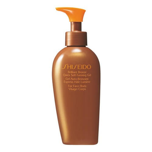 Shiseido Brilliant Bronze Quick Self-Tanning Gel 150 ml