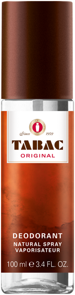 Tabac Original Deodorant Nat. Spray