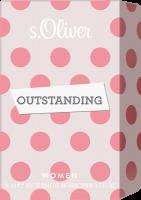 S.Oliver Outstanding Women E.d.T. Nat. Spray