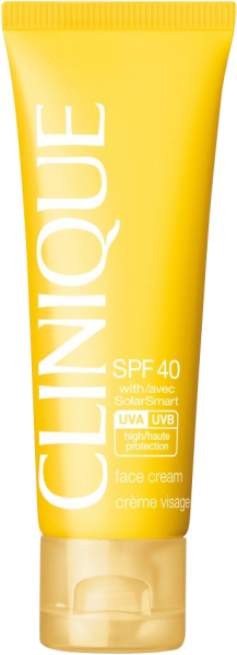 Clinique Sonnenpflege SPF 40 Face Cream
