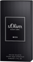 S.Oliver Black Label Men E.d.T. Nat. Spray