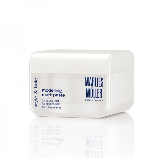 Marlies Möller style & hold - modelling matt paste 125 ml