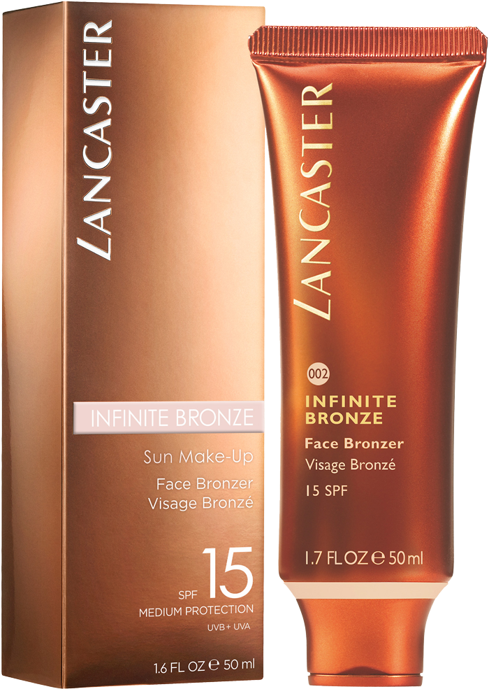 Lancaster Infinite Bronze Face Bronzer SPF 15 Sunny, 50 ml