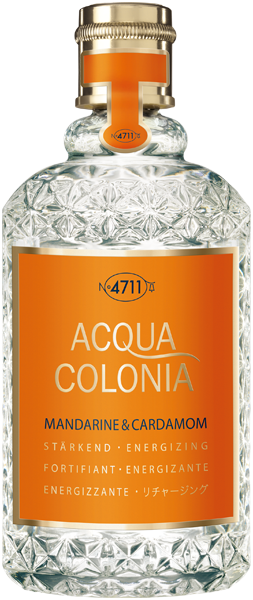 4711 Acqua Colonia Mandarine & Cardamom E.d.C. Splash & Spray