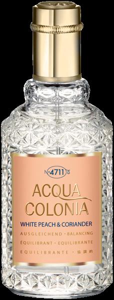 4711 Acqua Colonia White Peach & Coriander E.d.C. Nat. Spray