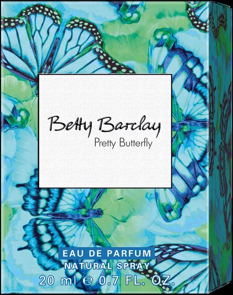 Betty Barclay Pretty Butterfly E.d.P. Nat. Spray